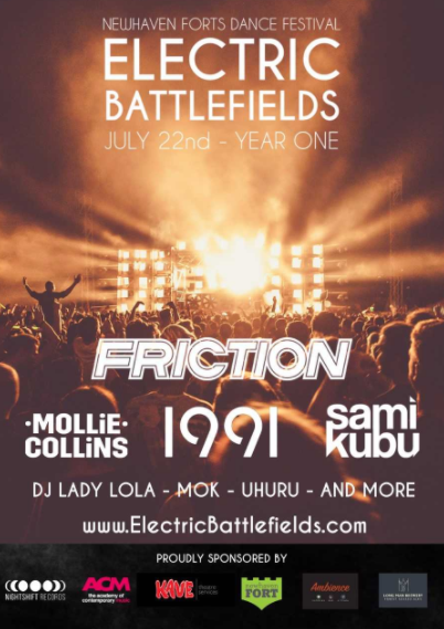 Electric Battlefields