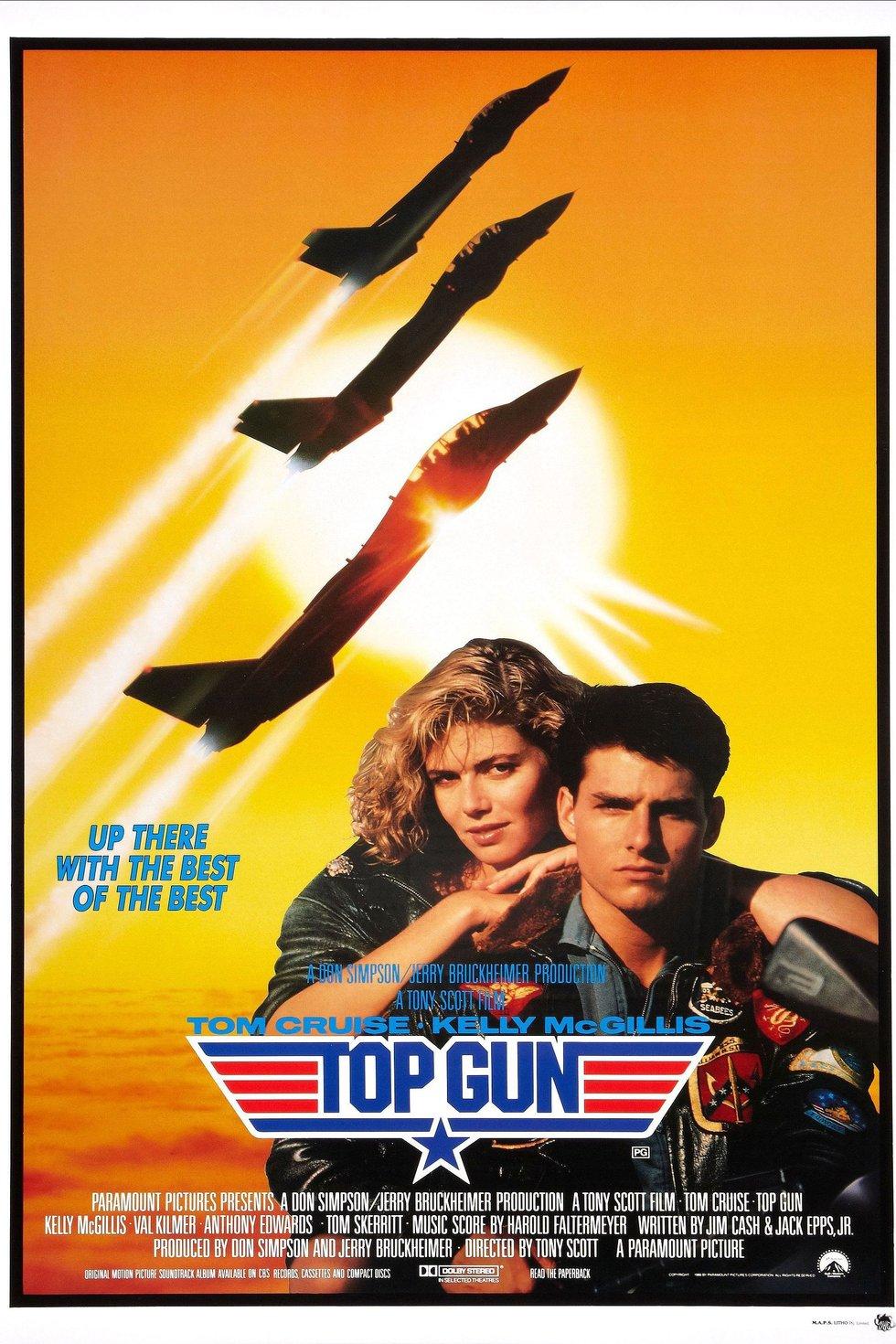 Open-air Cinema with Top Gun – 16 September