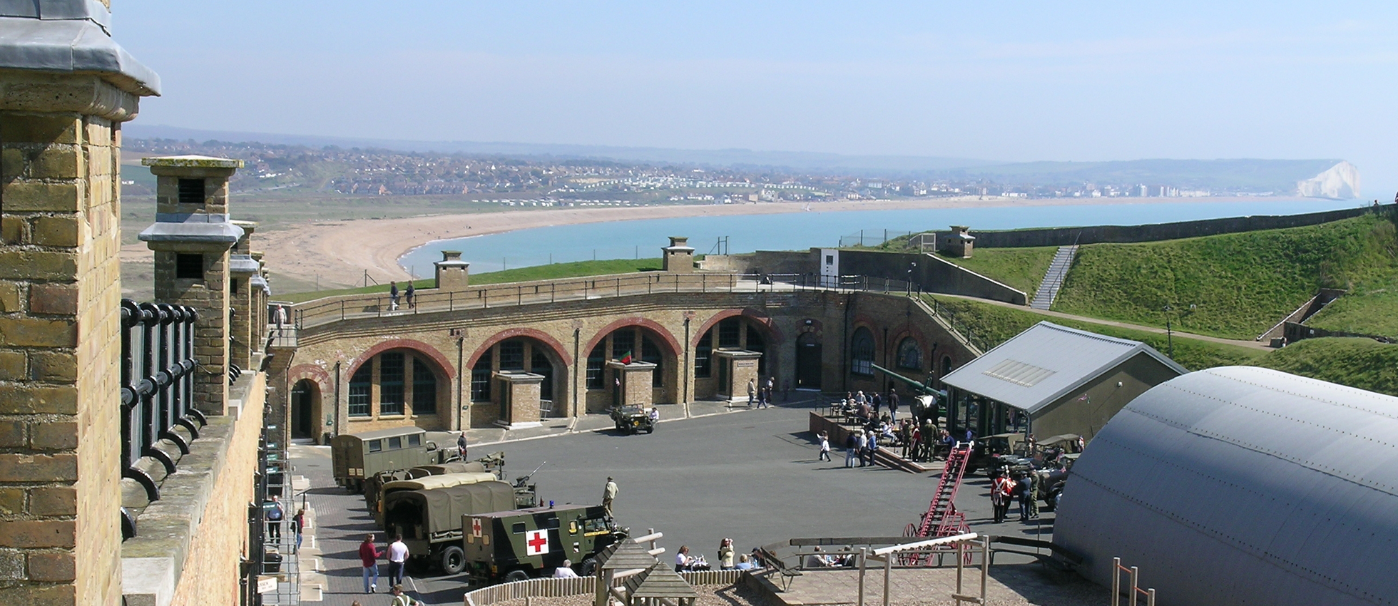 Discover The Secrets Of Newhaven Fort in February Half Term