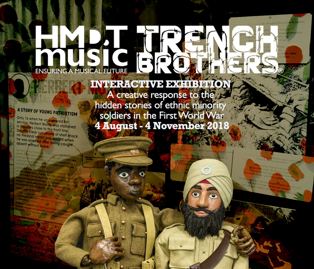 The Trench Brothers 4th September – 4th November