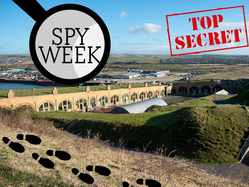 Spy Week – 12th – 18th Feb