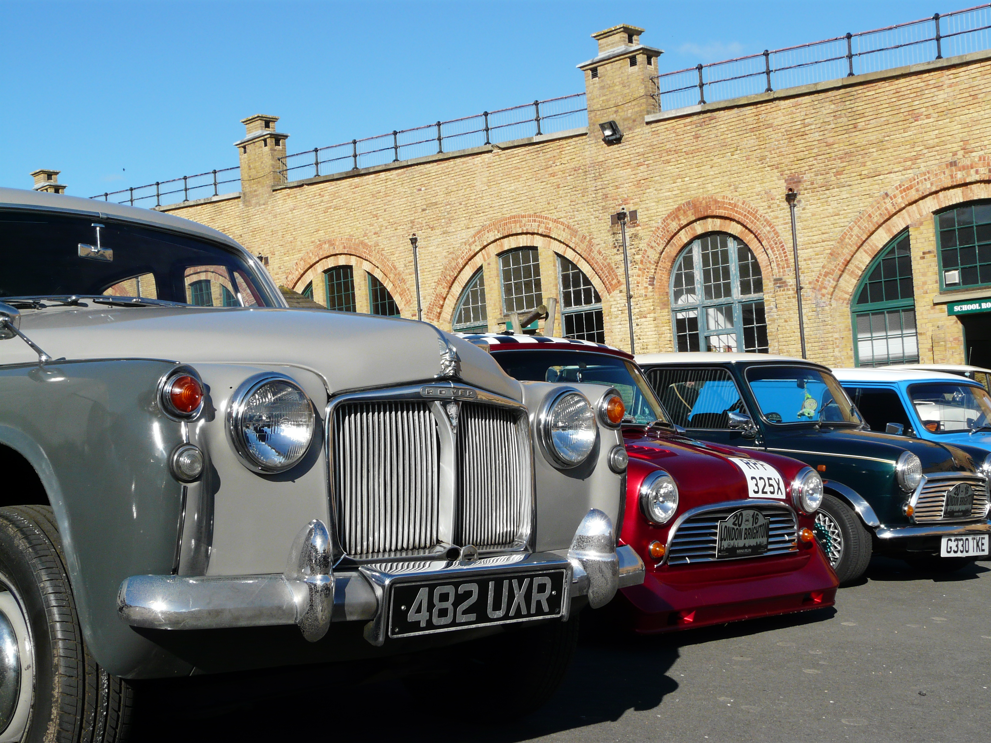 Classics United at the Fort – 7th October