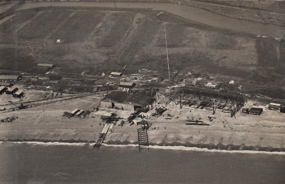 Newhaven's First World War Seaplane Station – 25th September 2019