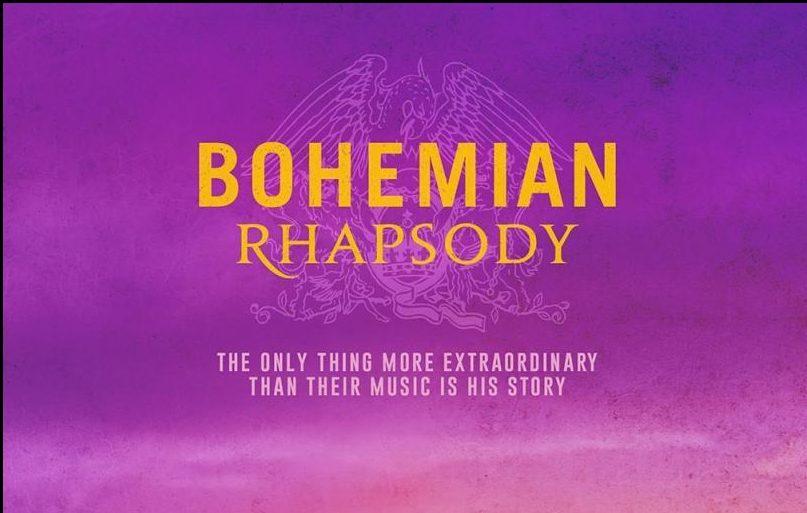 Bohemian Rhapsody – Open Air Cinema 27th September 2019